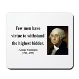 George Washington 11 Mousepad