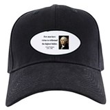 George Washington 11 Baseball Hat