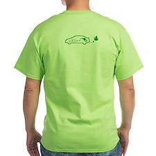 PRIUS OWNER BLACK TOYOTA PRIUS Green Shirt GIFT