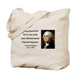 George Washington 15 Tote Bag