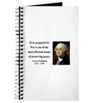 George Washington 15 Journal