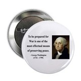 "George Washington 15 2.25"" Button (100 pack)"