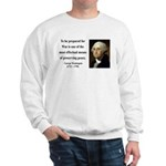 George Washington 15 Sweatshirt