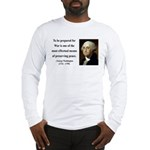 George Washington 15 Long Sleeve T-Shirt