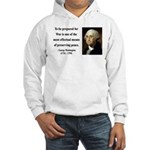 George Washington 15 Hooded Sweatshirt