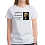 George Washington 15 Women's T-Shirt