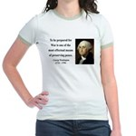 George Washington 15 Jr. Ringer T-Shirt