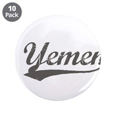 "Made in yemen 3.5"" Button (10 pack)"