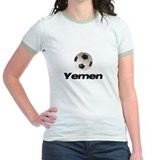 Yemen soccer T
