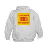 Made in yemen Hoodie