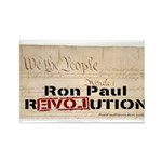 Ron Paul Preamble-C Rectangle Magnet (100 pack)