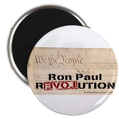 Ron Paul Preamble-C Magnet
