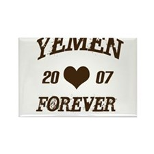 Made in yemen Rectangle Magnet (10 pack)
