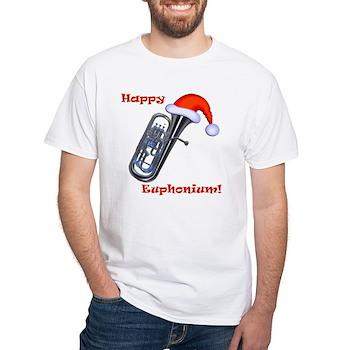 Happy Euphonium! White T-Shirt