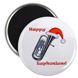 Happy Euphonium! 2.25&quot; Magnet (10 pack)