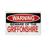 GRIFFONSHIRE Rectangle Magnet (10 pack)