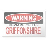 GRIFFONSHIRE Rectangle Decal