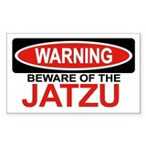 JATZU Rectangle Decal