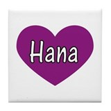 Hana Tile Coaster