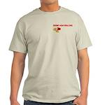 Drunk Man Walking Light T-Shirt