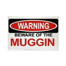 MUGGIN Rectangle Magnet (100 pack)