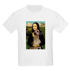 Mona / Great Dane Kids Light T-Shirt