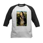 Mona / Great Dane Kids Baseball Jersey