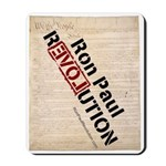 Ron Paul Constitution Mousepad