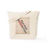 Ron Paul Constitution Tote Bag