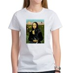 Mona / Gr Dane (bl) Women's T-Shirt