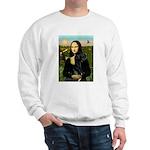Mona / Gr Dane (bl) Sweatshirt