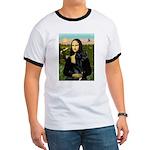 Mona / Gr Dane (bl) Ringer T