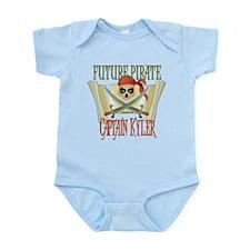 Captain Kyler Infant Bodysuit