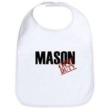 Off Duty Mason Bib