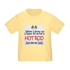 WIGU Hot Rod Dad T