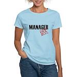 Off Duty Manager Women's Light T-Shirt