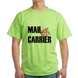 Off Duty Mail Carrier T-Shirt