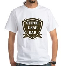 Super Air Force Dad Shirt