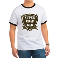 Super Air Force Dad T