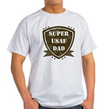Super Air Force Dad T-Shirt