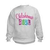 OKLAHOMA GIRL! Sweatshirt