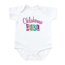 OKLAHOMA GIRL! Infant Bodysuit