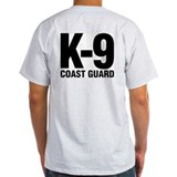 MWD K-9 COAST GUARD T-Shirt