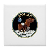 Apollo XI Tile Coaster