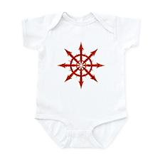 Chaos Wheel Infant Bodysuit