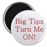 Big Tips Magnet