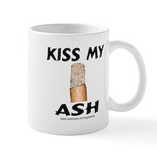 Kiss My Ash Cigar Mug