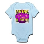 Living On Prayer Infant Creeper