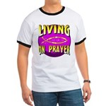 Living On Prayer Ringer T