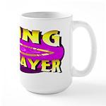 Living On Prayer Large Mug